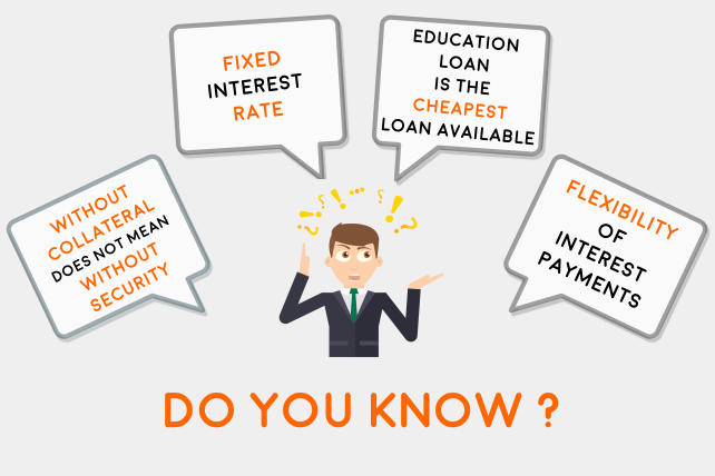 Things You Don't Know About Student Loans