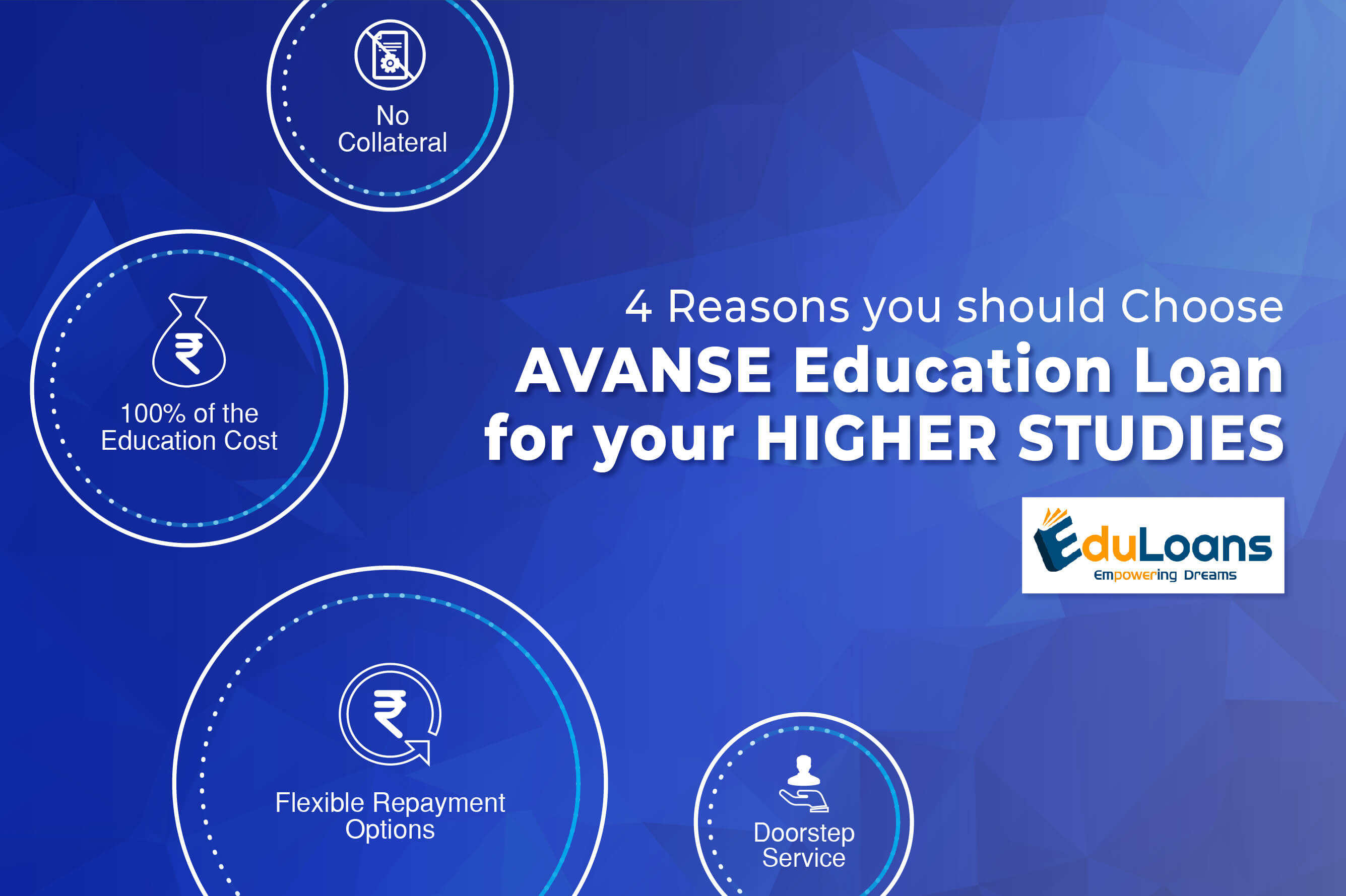 4 Reasons you should Choose Avanse Education Loan for your higher studies