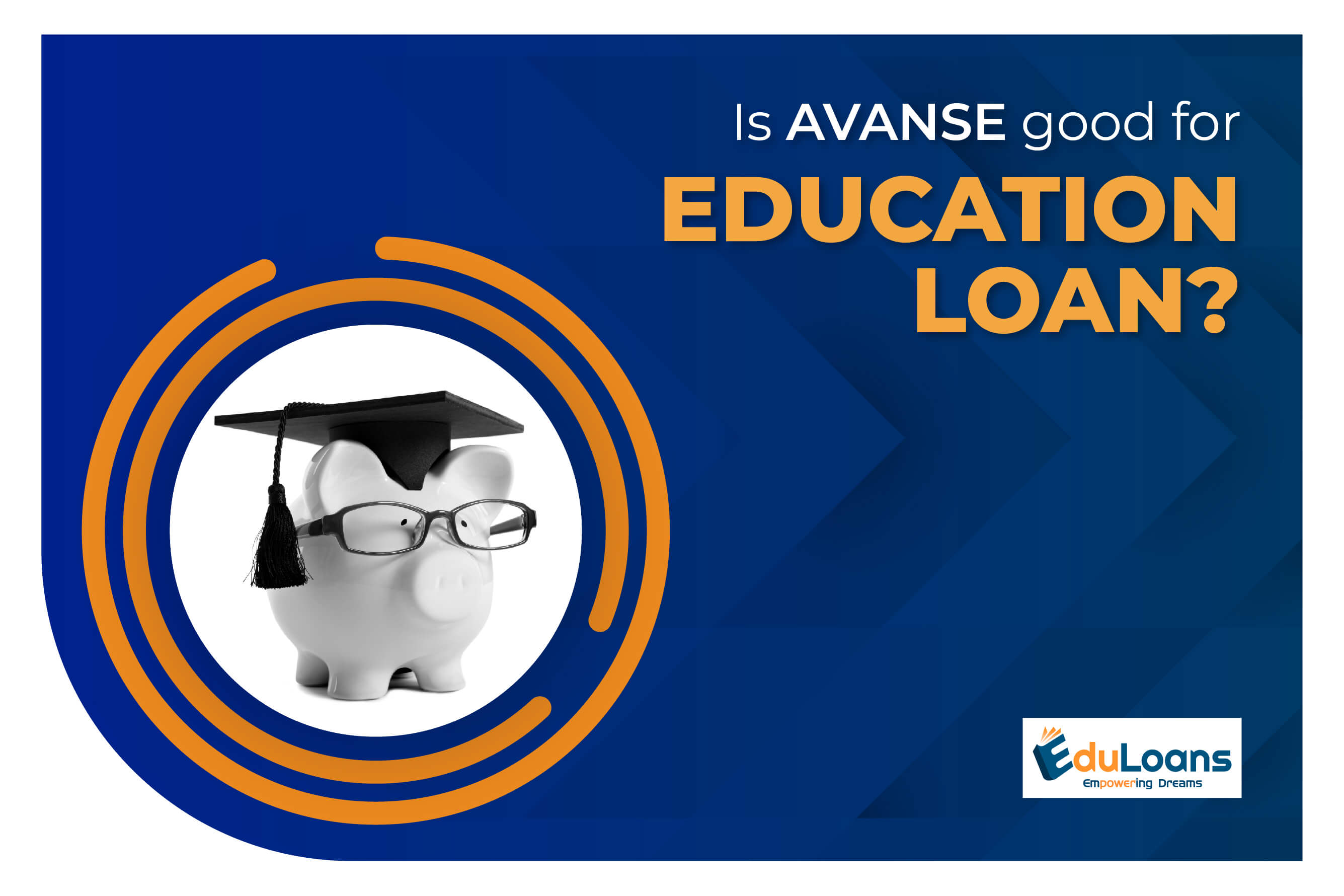Is Avanse good for education loan?