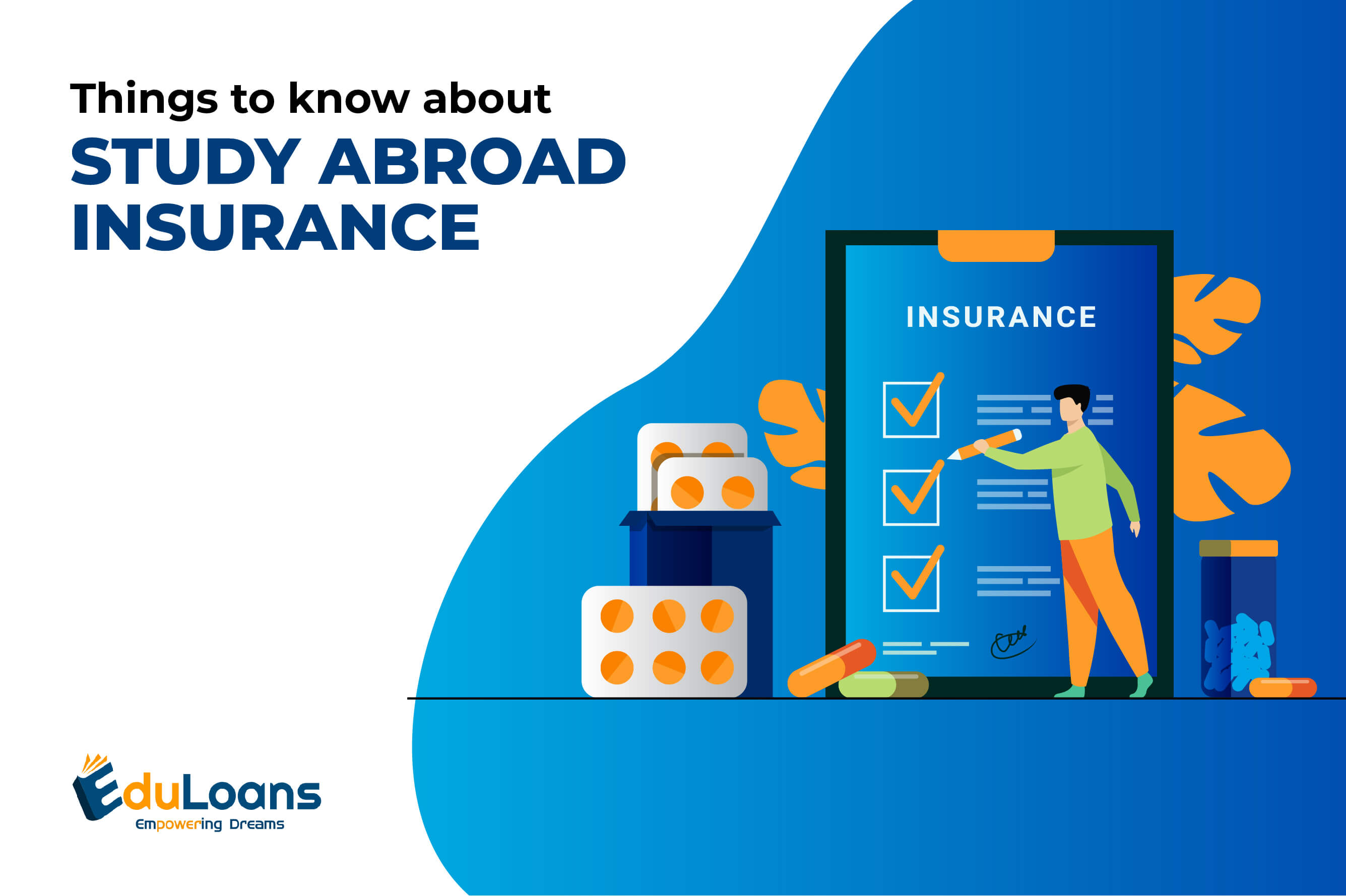 Things to know about study abroad insurance