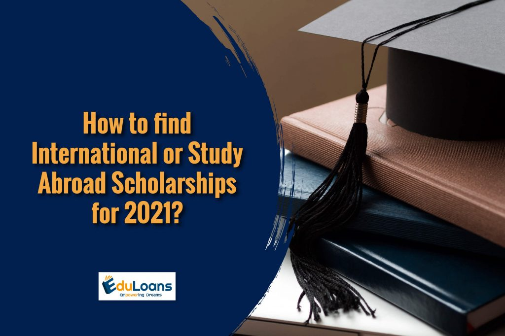 study abroad scholarships for 2021