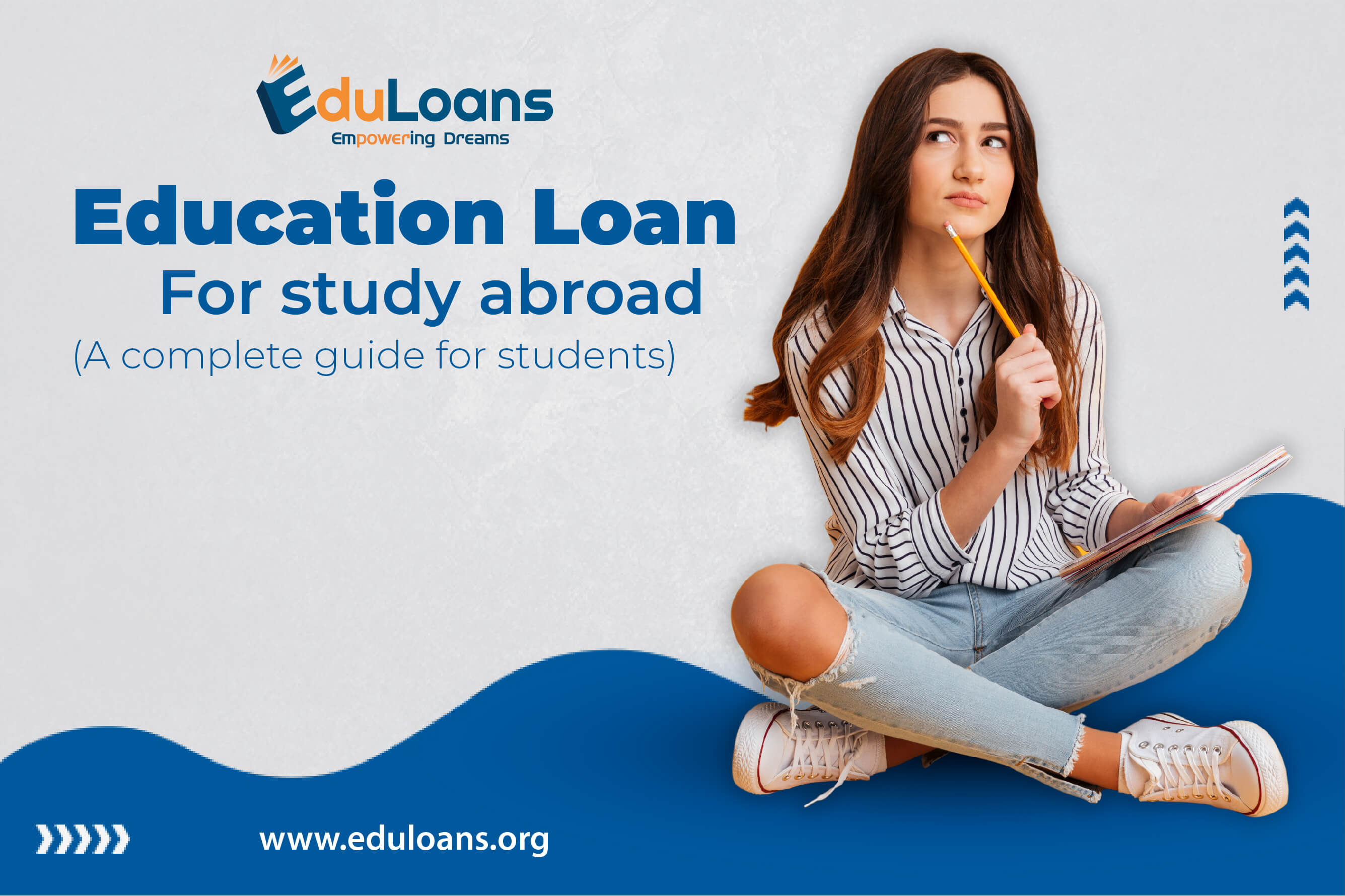 Education loan for study abroad: A complete guide for students