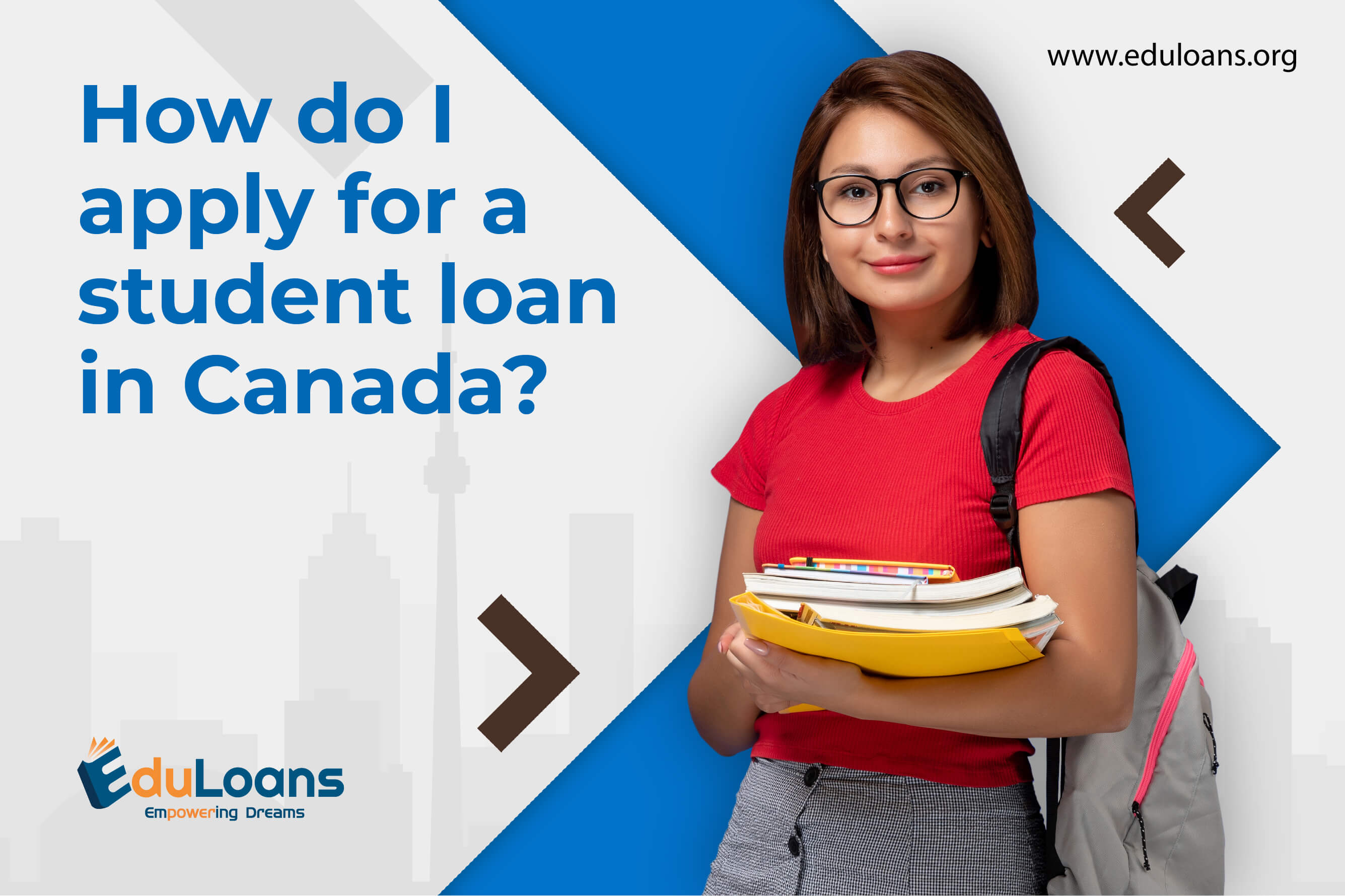 How do I apply for a student loan in Canada?