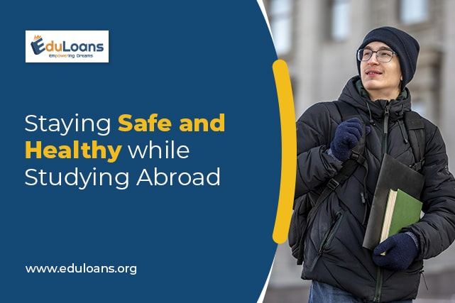 Staying safe and healthy while studying abroad