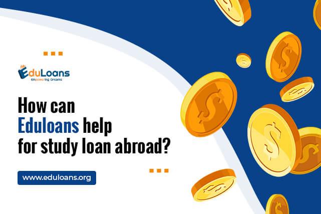 study loan abroad