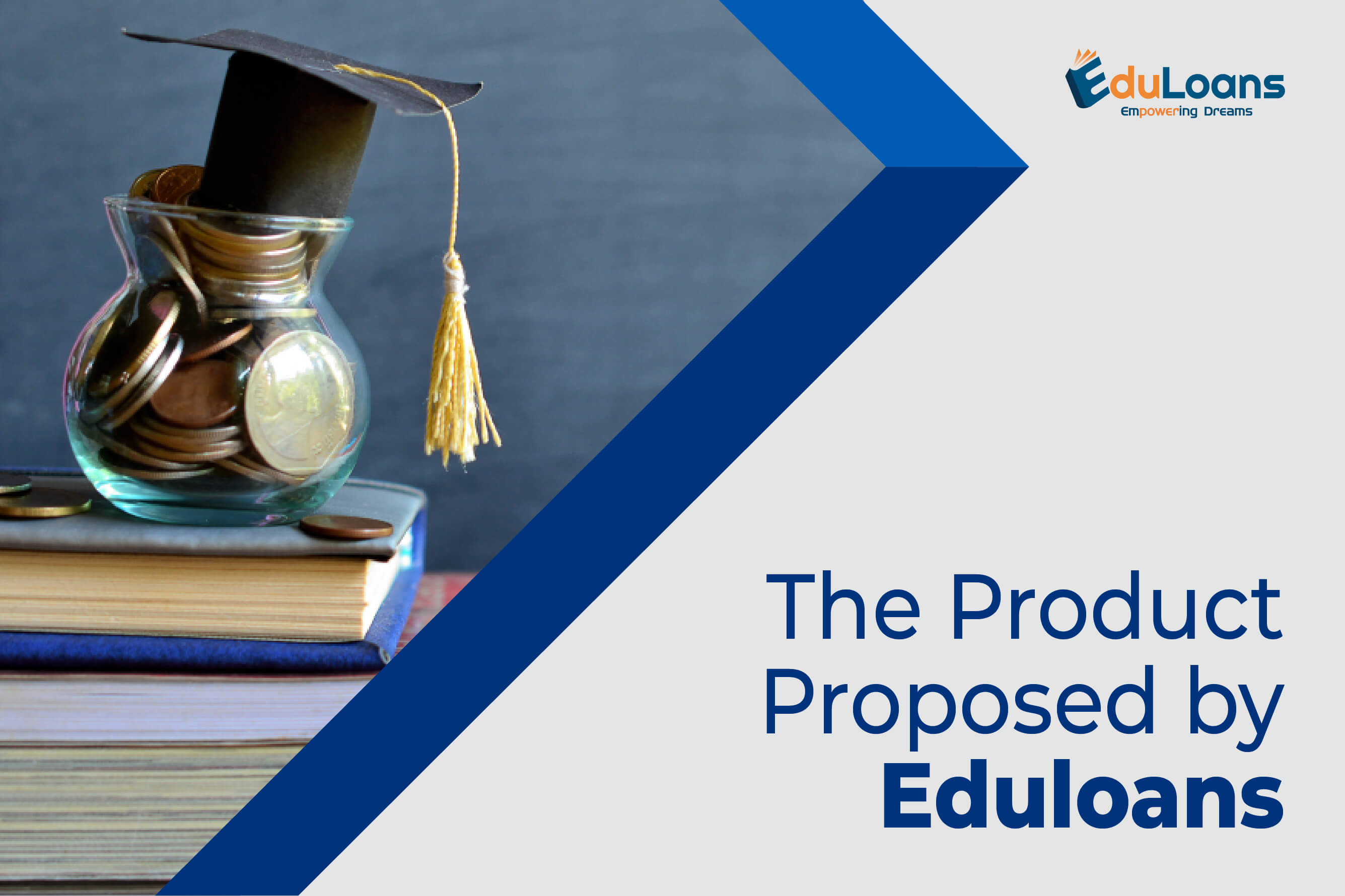 The Product Proposed by Eduloans
