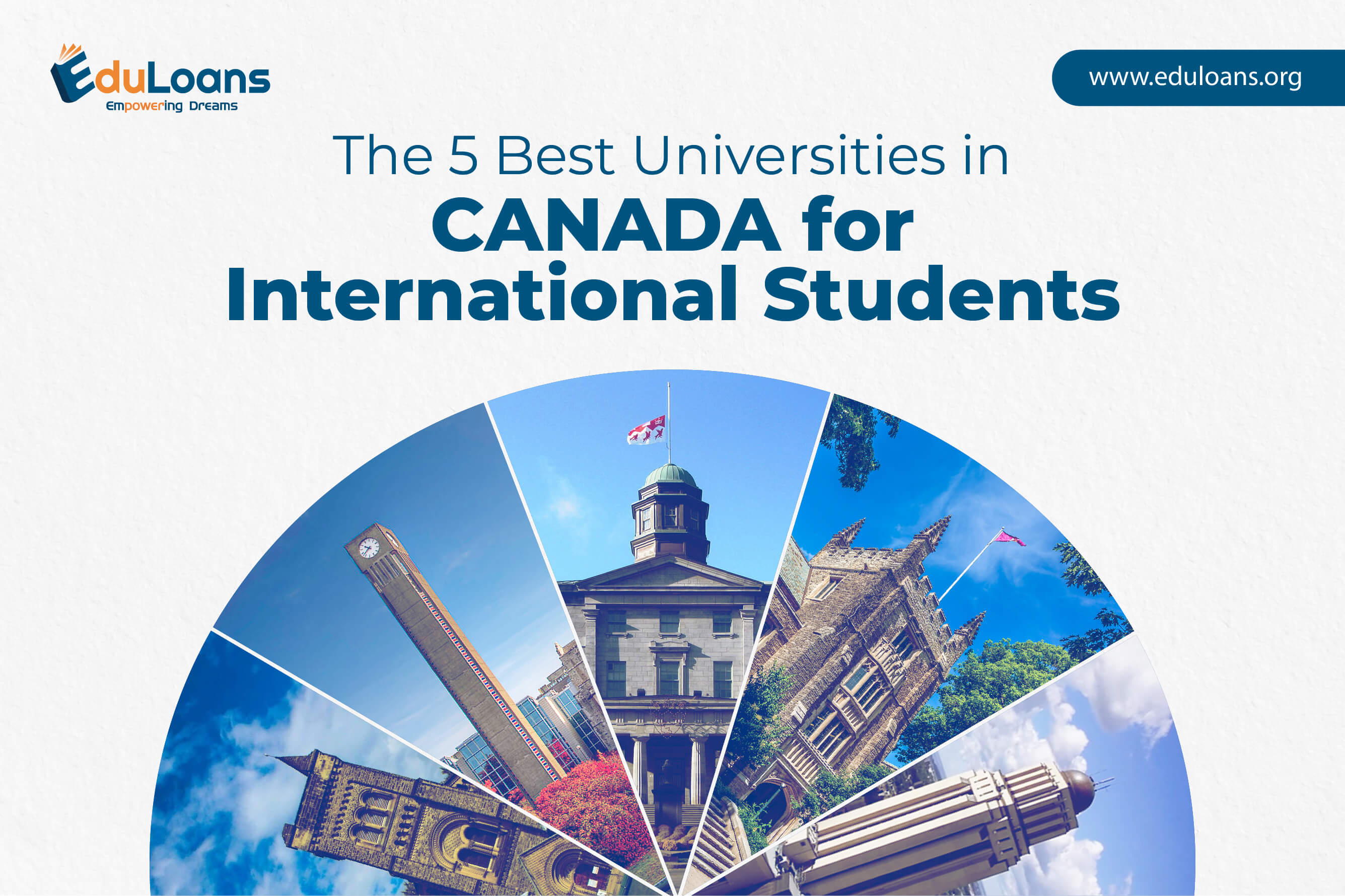 The 5 Best Universities in Canada for International Students